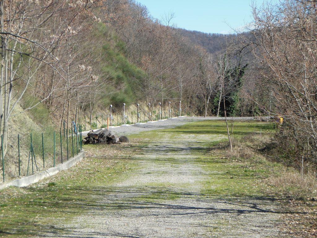 Area sosta Agriturismo Mondo Antico - Rocca Susella (PV)