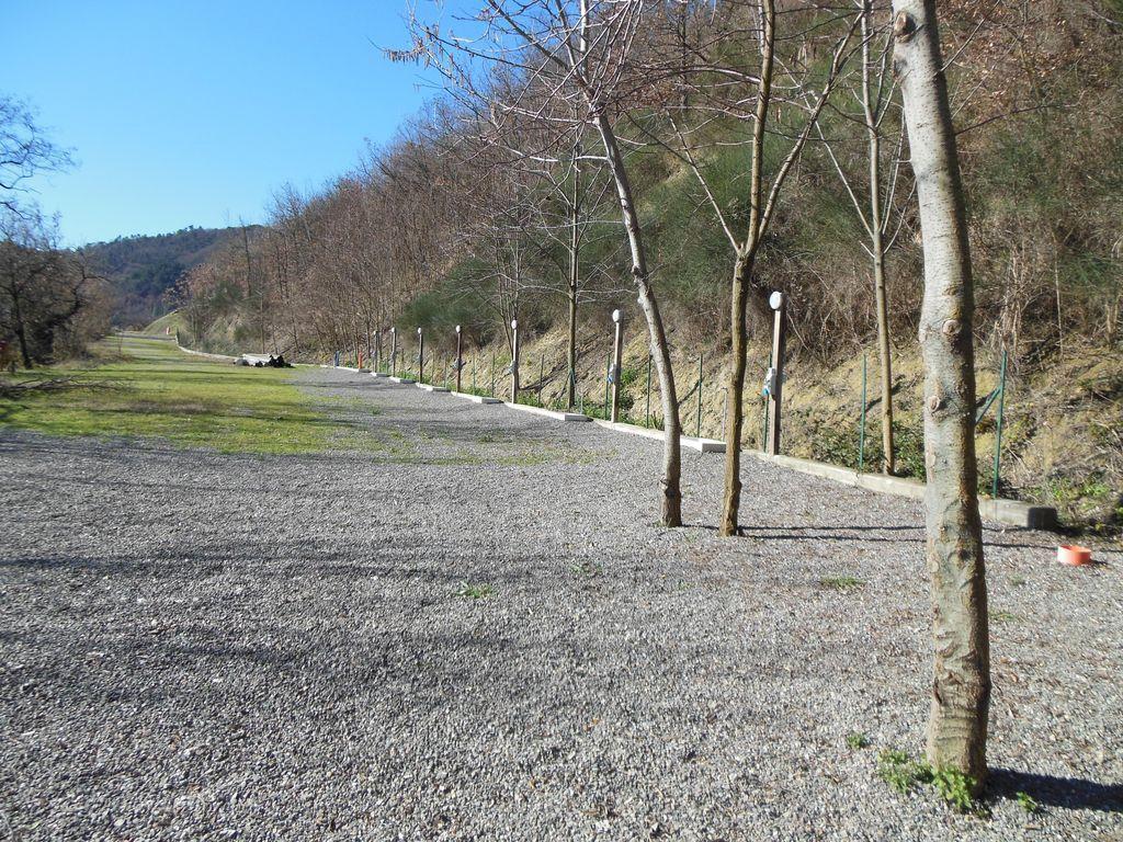 Area sosta Agriturismo Mondo Antico - Rocca Susella