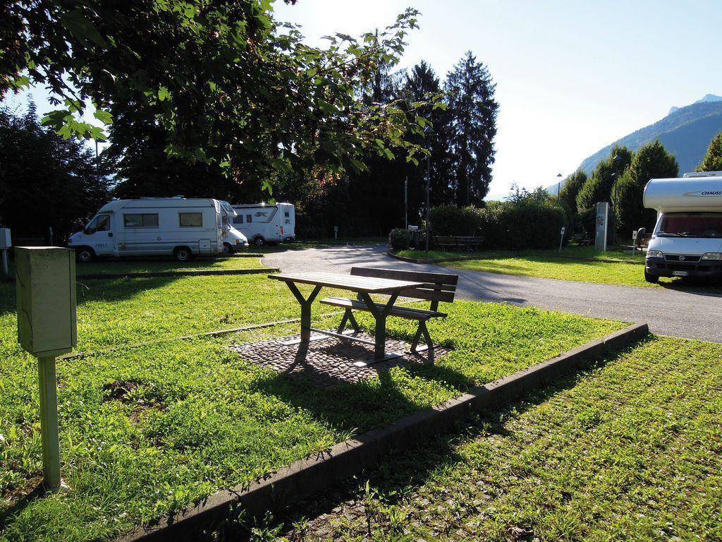 Area sosta Borgo Valsugana (TN) aree picnic
