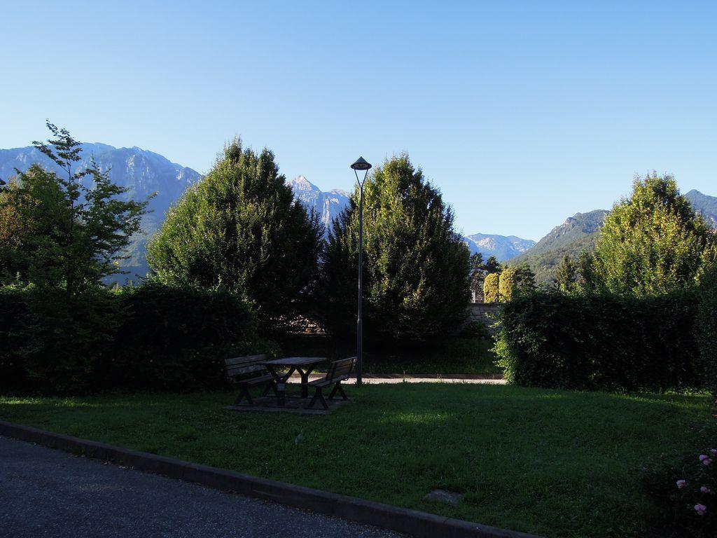 Area sosta Borgo Valsugana Trento
