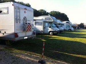 Area sosta Camper Club Mira Lago