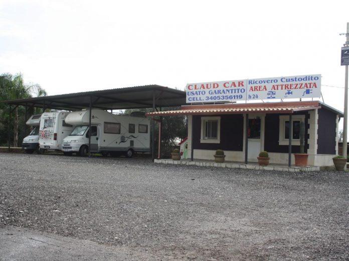 Area sosta Claud Car