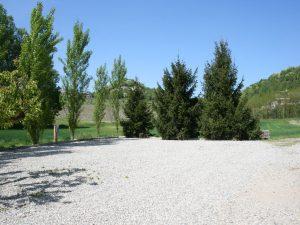 Area sosta camper Azienda agricola Olivetta