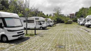 Area sosta camper Parco dei Camaldoli
