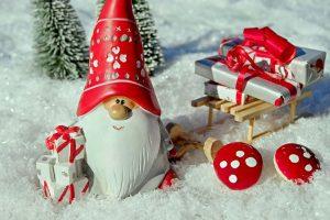 Camminata Dei Babbi Natale A Morbegno