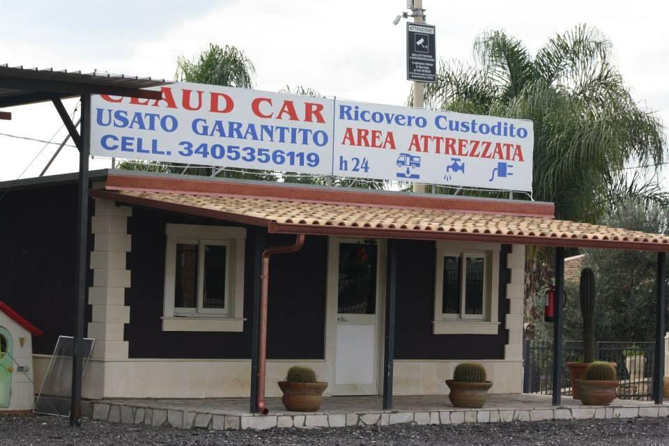 Claud Car ingresso