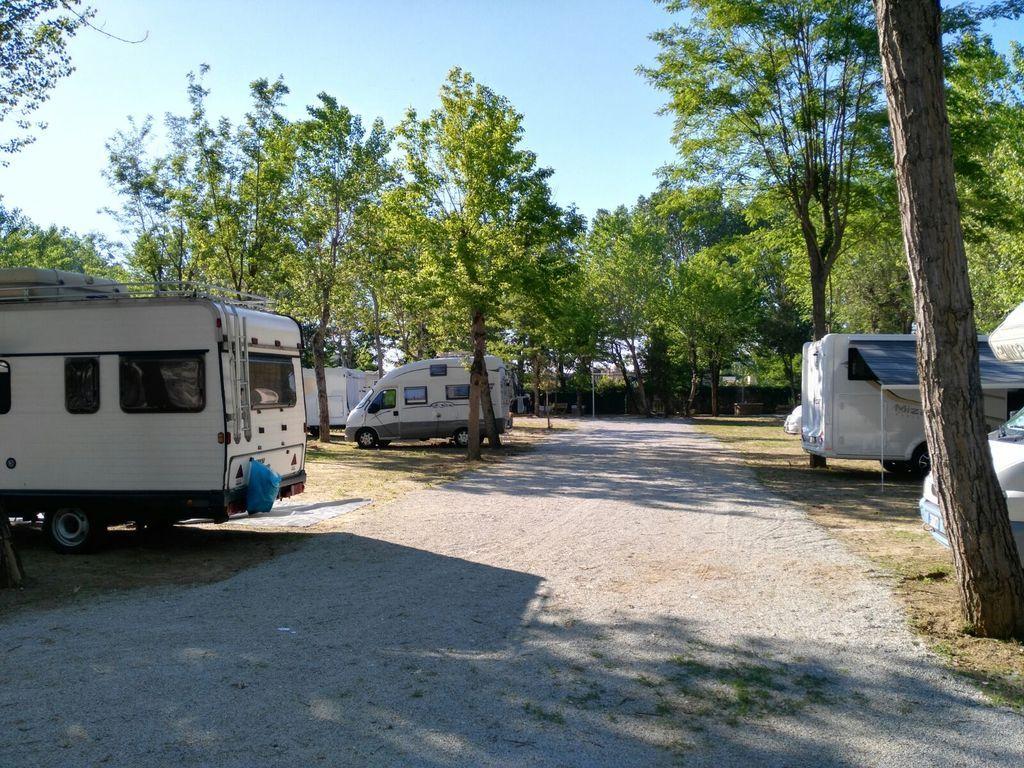 Piazzole Area camper Cesenatico