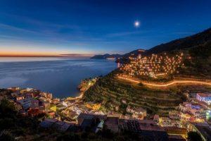 Presepe di Manarola foto di Cristian Leone