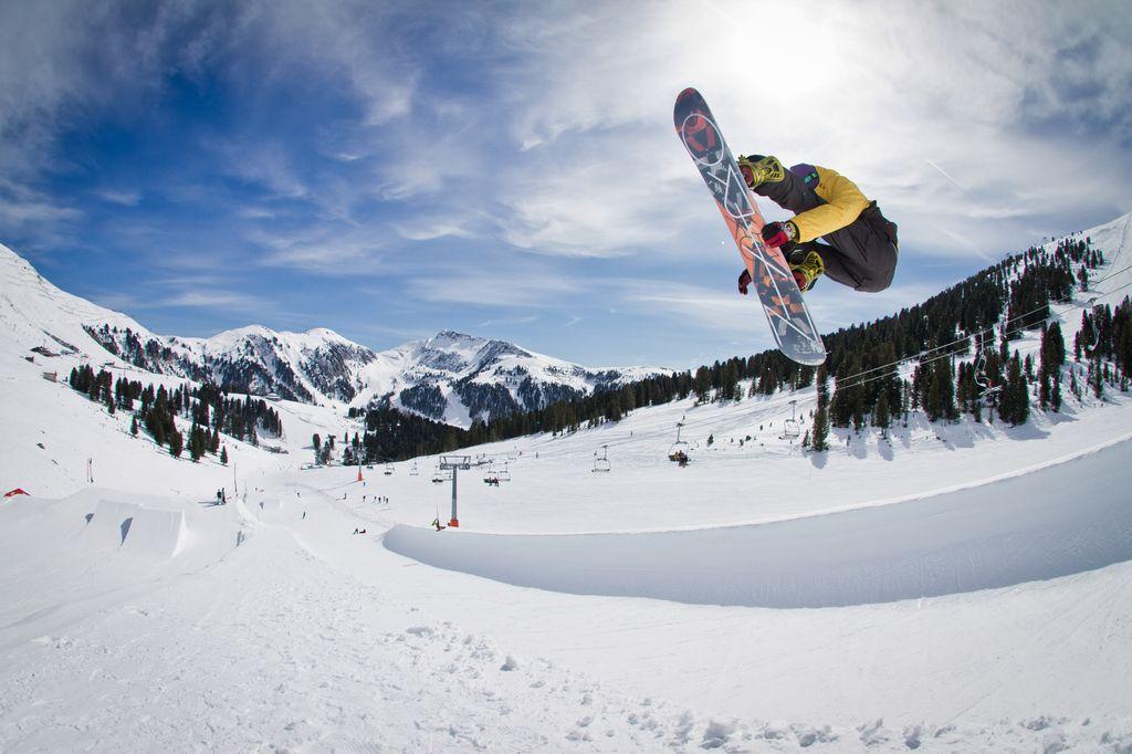 Val D'Ega - Snowpark - Obereggen - Foto di Fizza