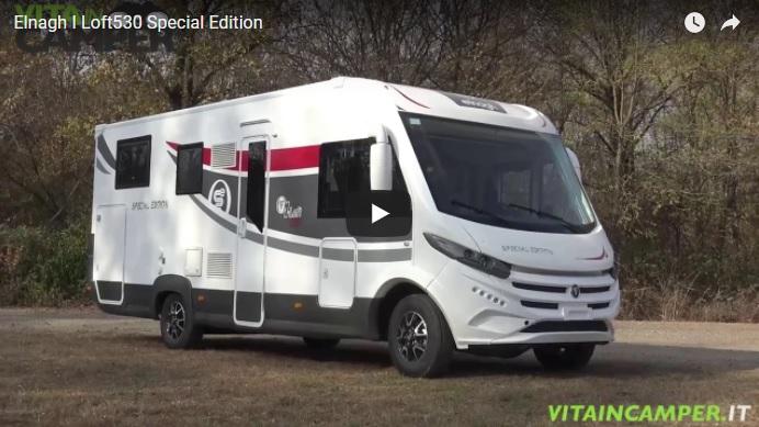 video i loft 530 special edition