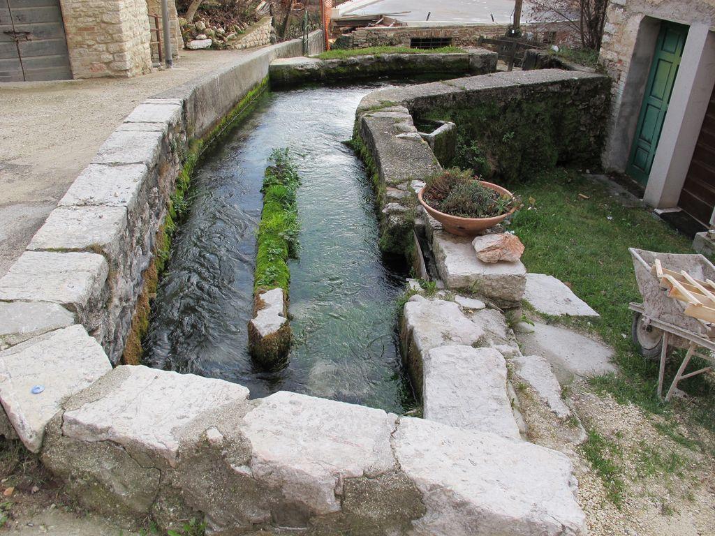 Canale a Rasiglia