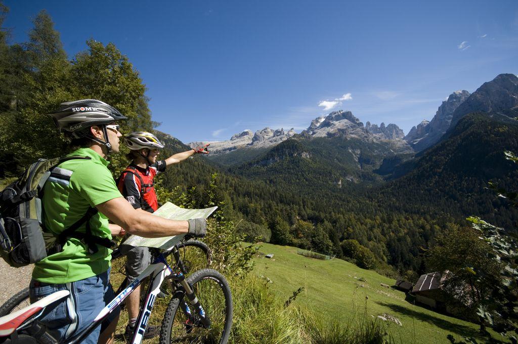 Dolomiti di Brenta Bike crediti R. Kiaulehn