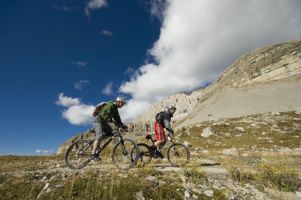 crediti R. Kiaulehn Dolomiti Brenta Bike