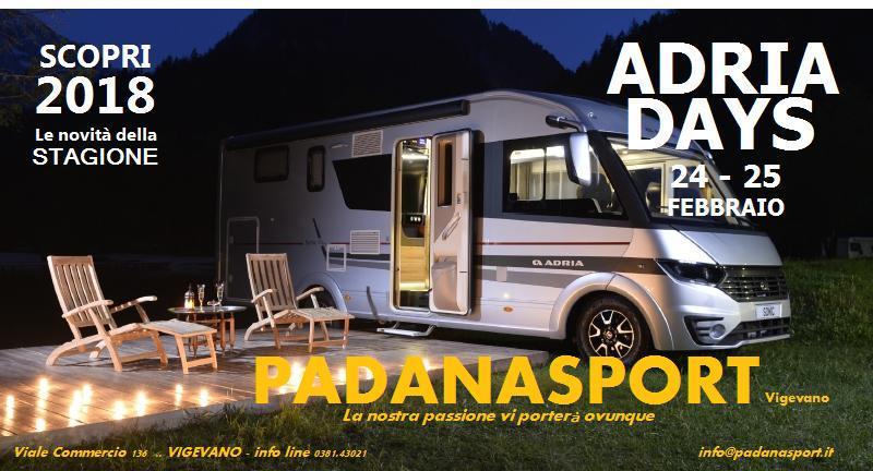 Adria Days Padana Sport