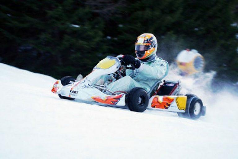 Motorsport in the Dolomites