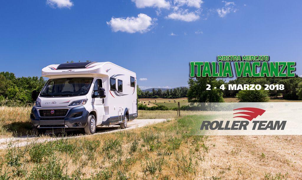 Roller Team Italia Vacanze 2018