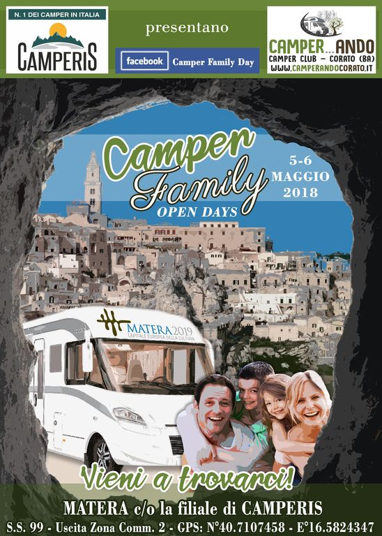 Camper Family Day 2018