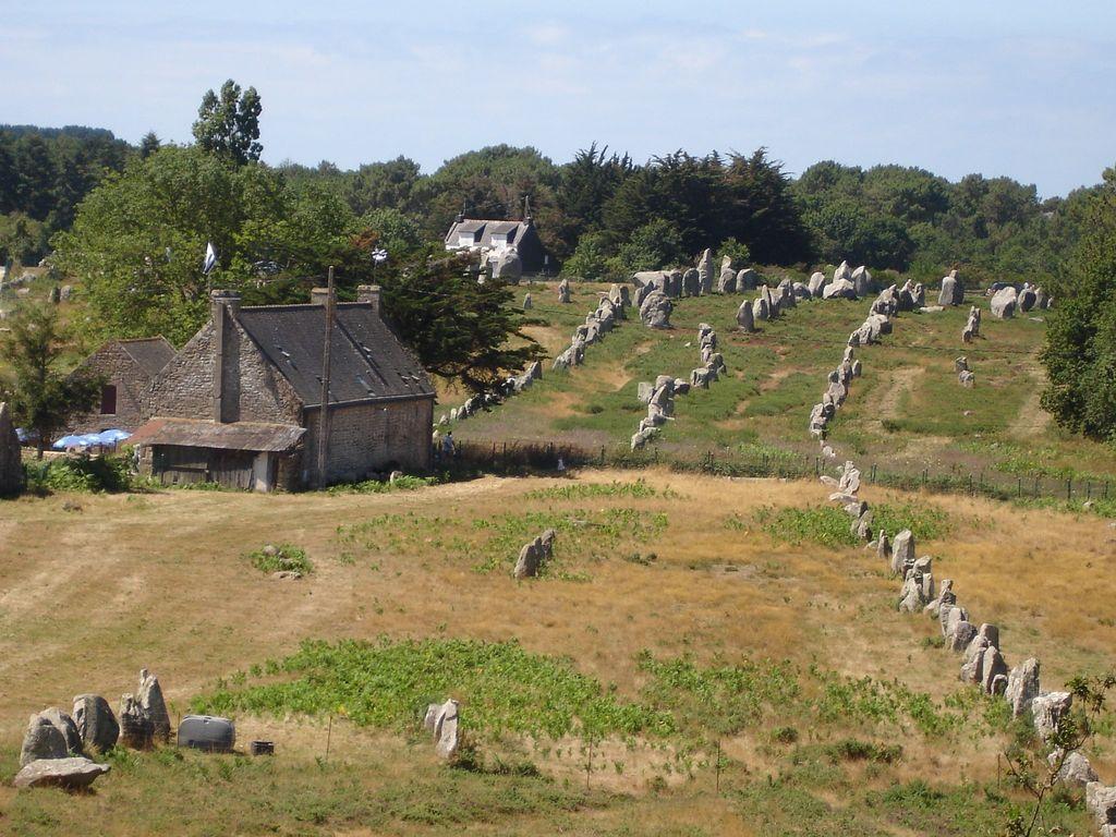 Megaliti di Carnac