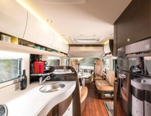 panoramica living e cucina Concorde Credo