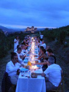 Destinazione Turistica Emilia - Andar per Vigne - Credit Assapora Appennino Parma