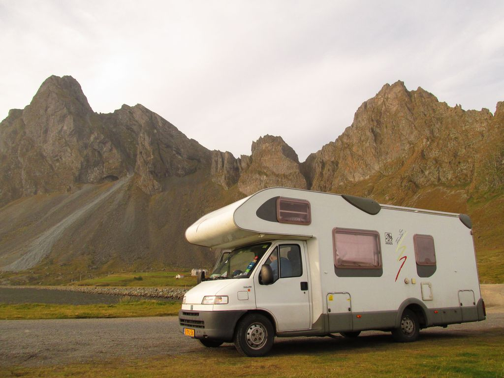 Montagna camper
