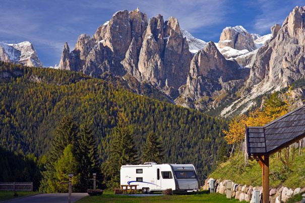 camping vidor autunno