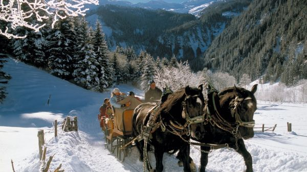 Avvento alpino Salisburghese