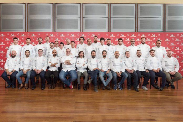 Chef stellati Michelin 2019