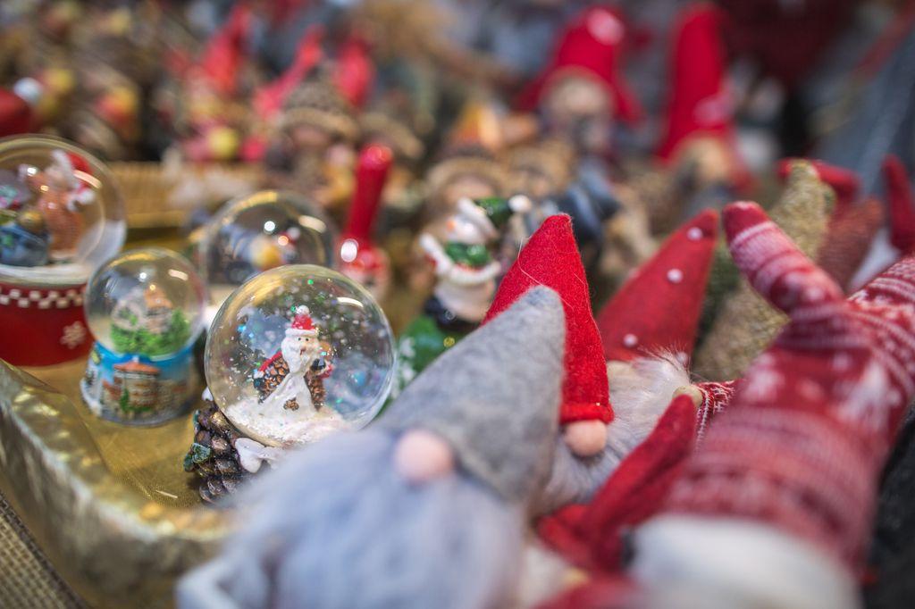 Mercatino di Natale di Trento foto A. Russolo