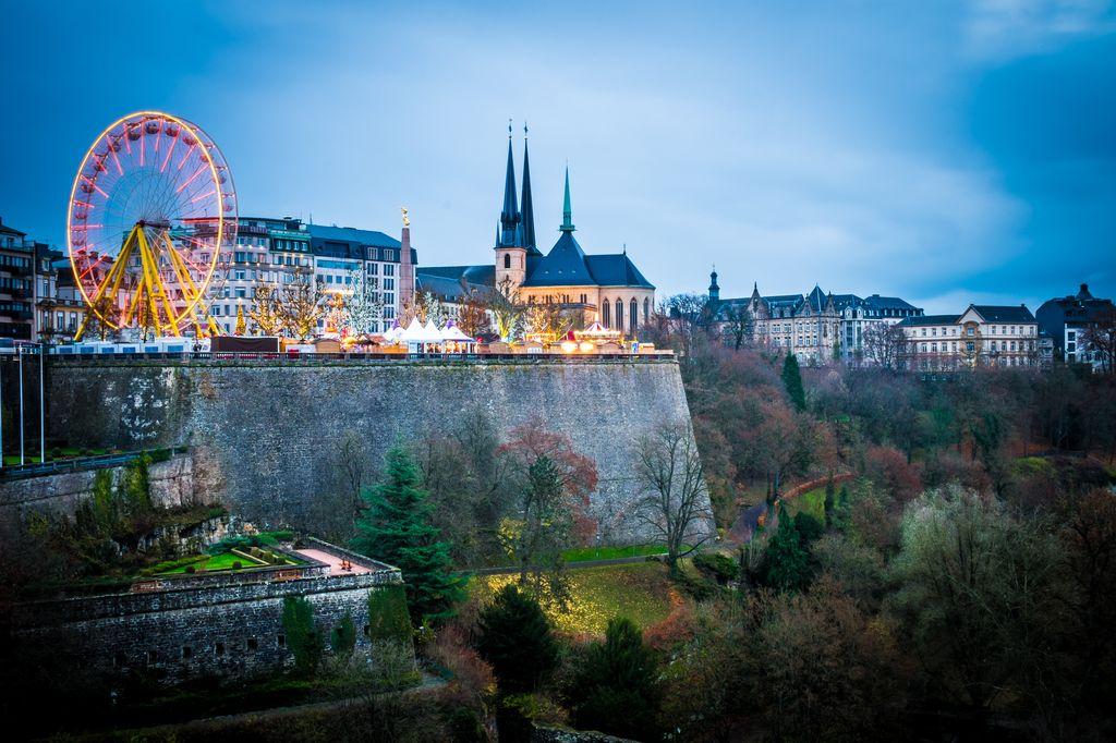 Natale in Lussemburgo