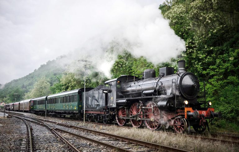 Transappenninica dicembre 2018: treno storico