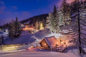 Carinzia: inverno in famiglia