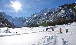 inverno Valle di Cogne