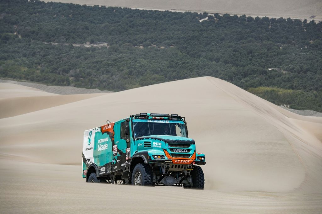 Iveco Dakar 2019