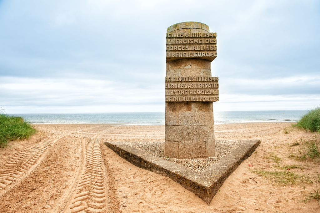 Normandia, Omaha Beach