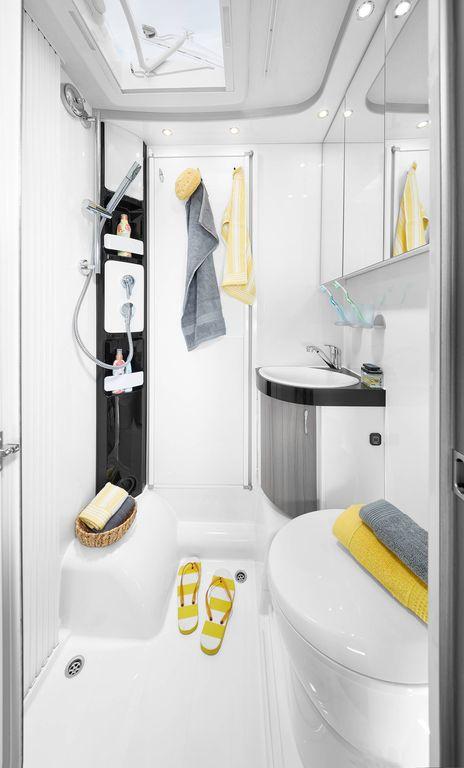 Toilette v65 GF