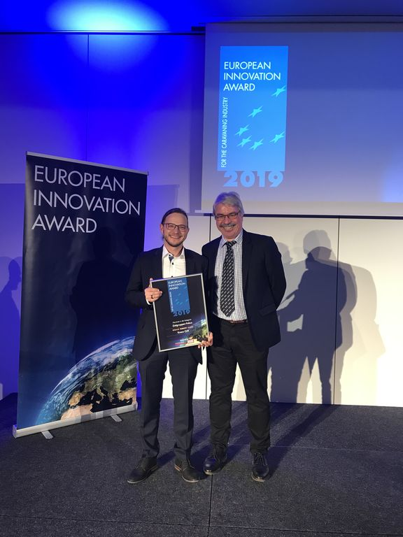 Knaus Tabbert European Innovation Award