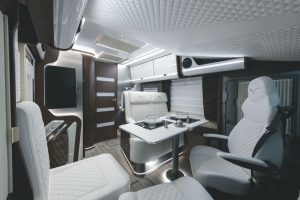 Mobilvetta K-Yacht Tekno Design premiato in Germania