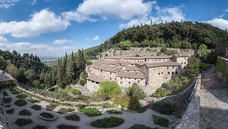 Convento delle Celle Cortona