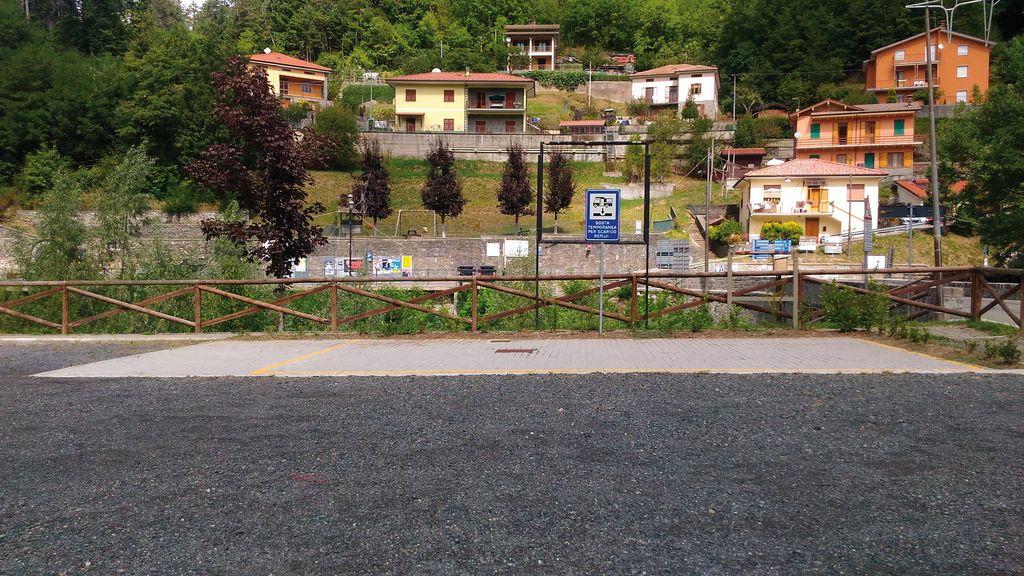 Area Sosta Dal Ponte Nuovo