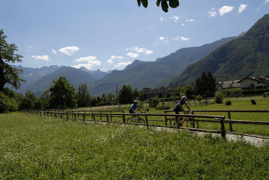 Ciclabile Lago Mezzola