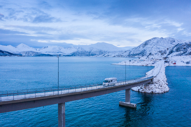 Hobby OPTIMA ONTOUR EDITION in Norvegia