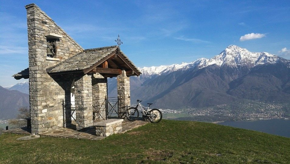 Camping Gardenia bici