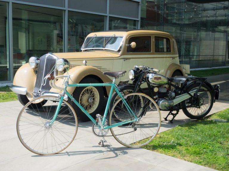 Museo Nicolis e l'omaggio al Made in Italy a Verona Legend Cars