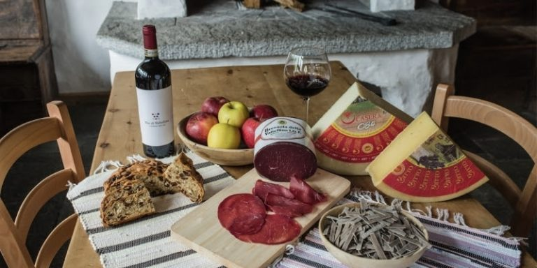 Taste the Alps a TuttoFood 2019