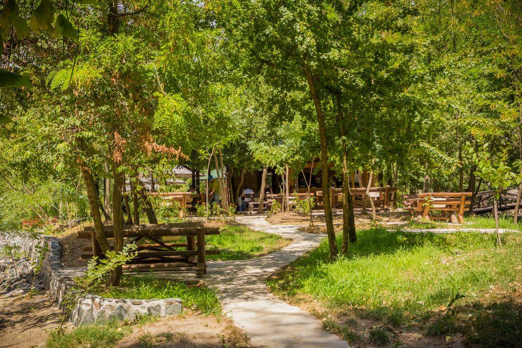 Auto Camp Green Park campeggio nel verde