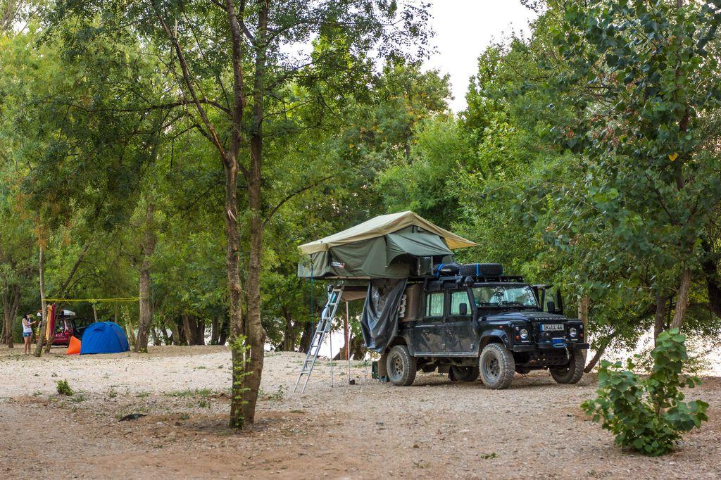 Auto Camp Green Park campeggio