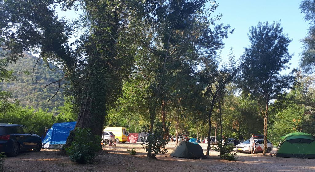 Auto Camp Green Park panoramica campeggio