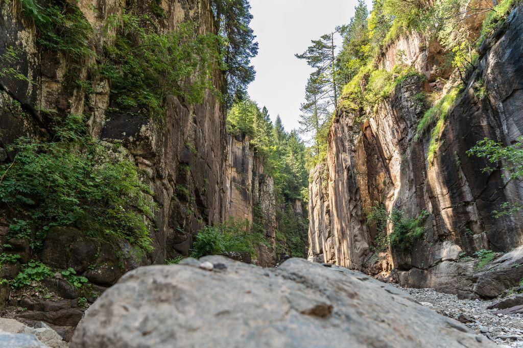 Canyon Bletterbach credit IDM Alto Adige