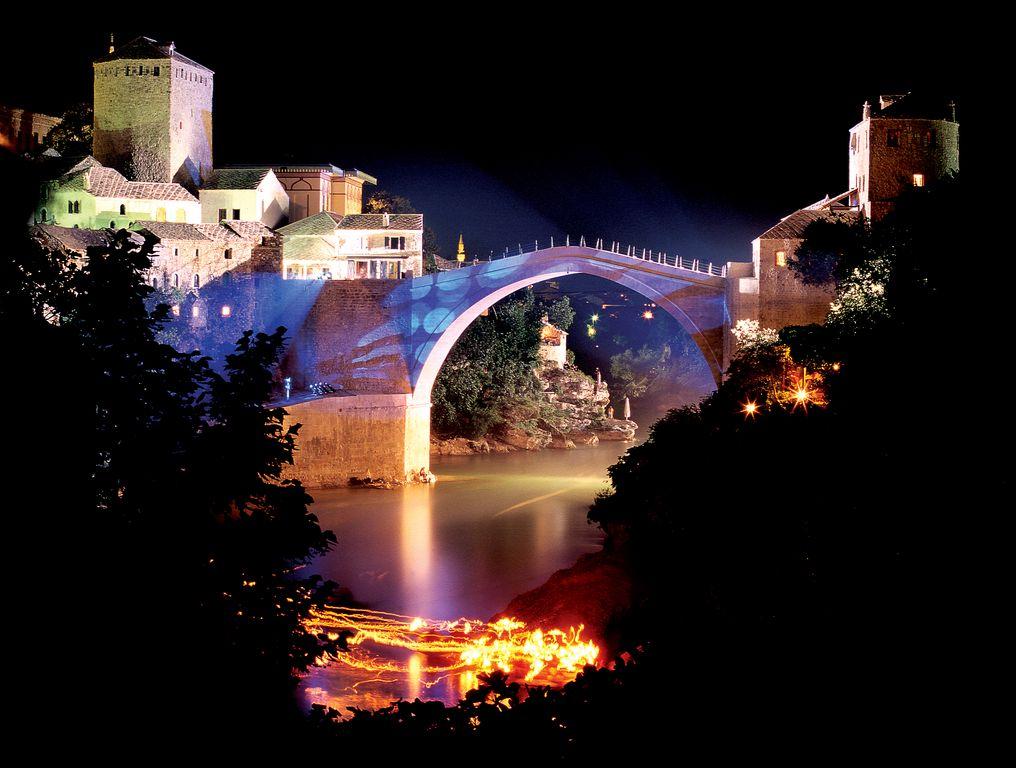 Mostar e il suo ponte